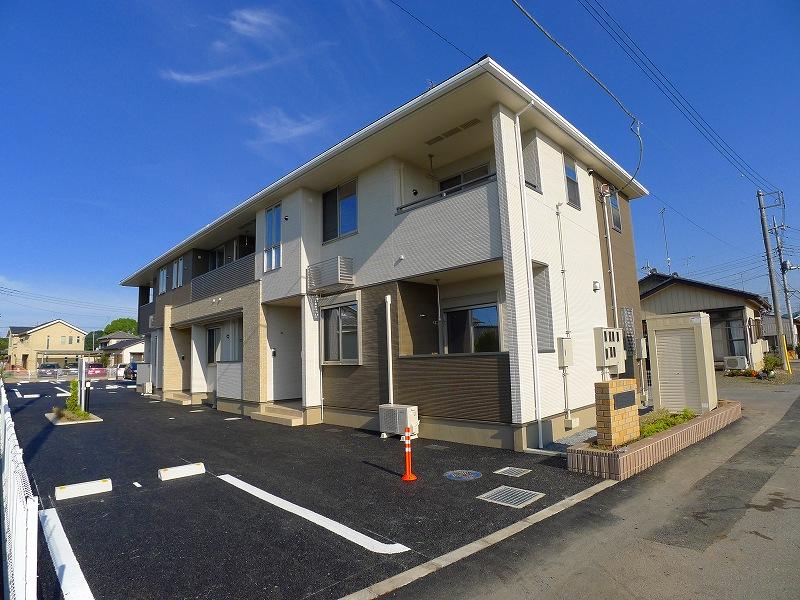 寺井町アパート外観写真