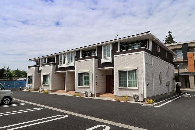 要アパートC(コッティ8戸)外観写真