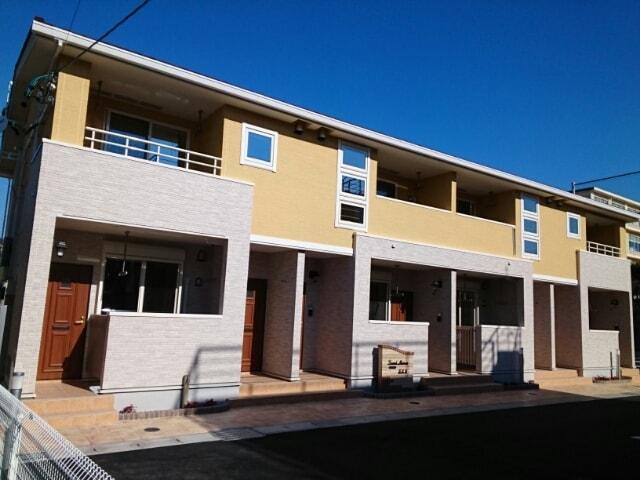 グランメゾン広沢Ⅱ外観写真
