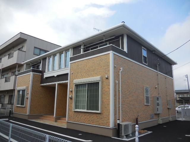 稲吉2丁目アパート(コッティ)外観写真