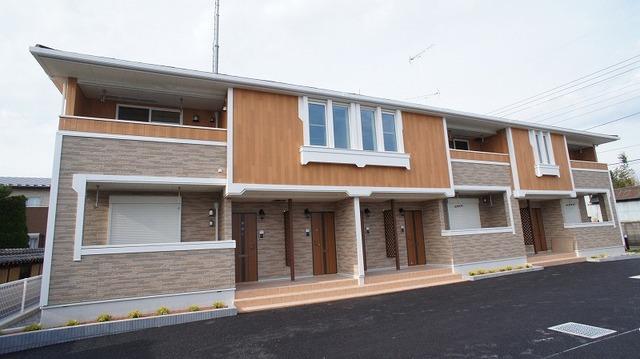 ニュ-コトブキA棟外観写真