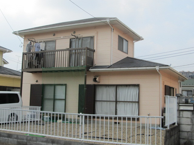 渡辺ハウスB棟外観写真