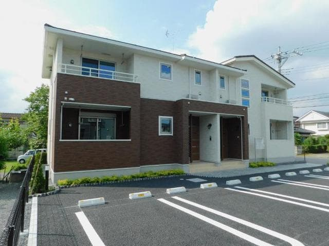 東宝木町アパートB外観写真