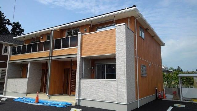 田町アパート外観写真