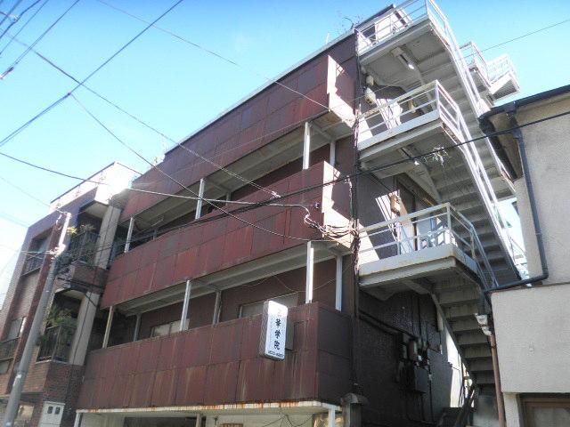 秋本ビル外観写真