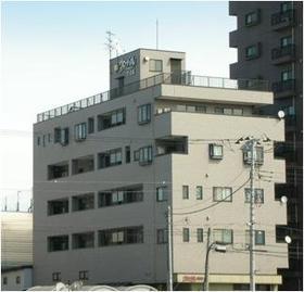 グローバル壱番館外観写真
