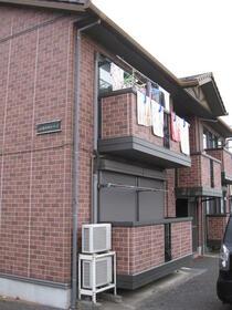 名木内コートC棟外観写真