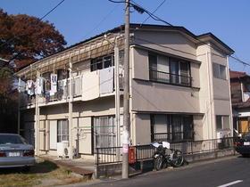 第二シンセイ荘外観写真