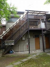 川島ハウス外観写真