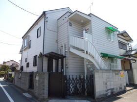 神田アパート外観写真