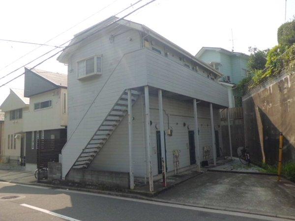 リレイション杉田Ⅱ 202号室の外観