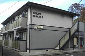 サンライフヤマダE棟外観写真