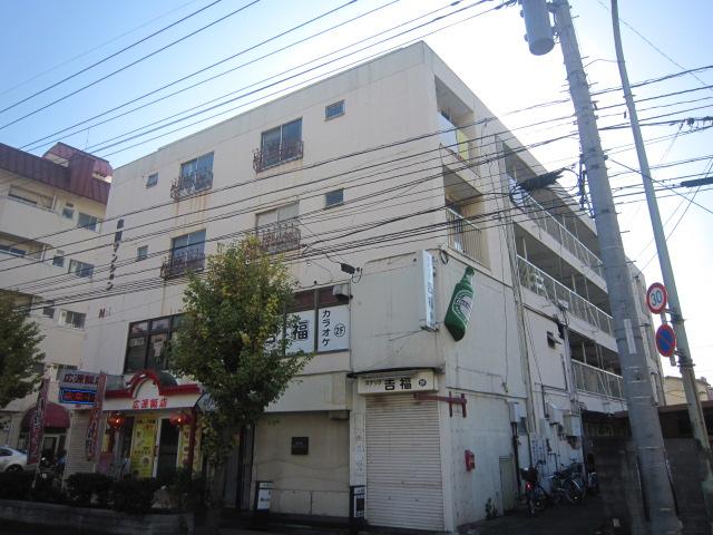 本田マンション1号棟外観写真
