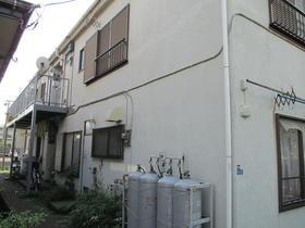 柳川アパート外観写真