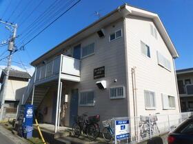 コーポ岩崎2号棟 201号室の外観