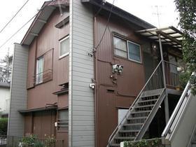 染谷荘 202号室の外観
