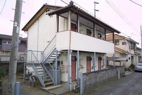 袴塚アパート外観写真