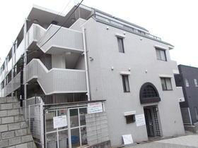クリオ宮前平弐番館外観写真