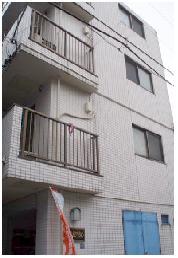 小豆沢マンション外観写真