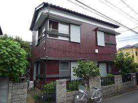 加藤荘 201号室の外観