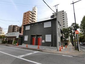 ECI新宿外観写真