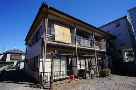 コーポラス富岡 203号室の外観