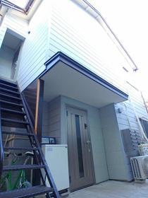 UPPER HOUSE上石神井外観写真