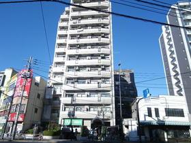 藤和シティコープ三ノ輪駅前外観写真