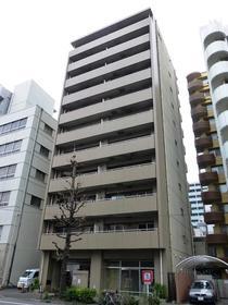 鈴重東神田コート外観写真