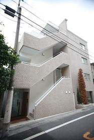 ソサエティ桜新町外観写真