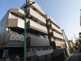 サンルミナスA 401号室の外観