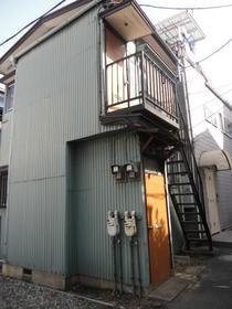 ダイヤハウス(旧ダイヤ荘)外観写真