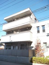 氷川参道メゾンテラーダ外観写真