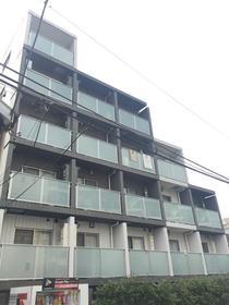 B city 高田馬場 alivie外観写真