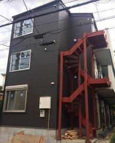 (仮称)森6丁目新築アパート外観写真