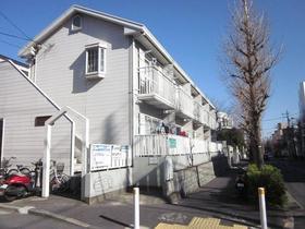 パークサイド駒沢A 202号室の外観