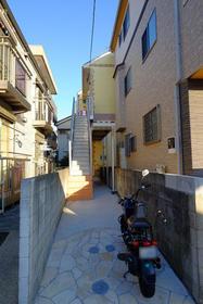 ユナイト川崎サン・イグナシオ 103号室の外観
