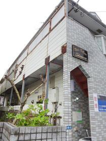 ペアパレス志村パート2外観写真