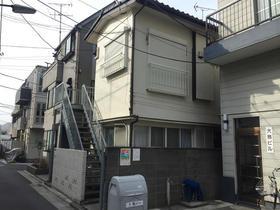 山崎アパート外観写真