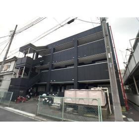 コモド三郷 旧浜島第二コーポ外観写真