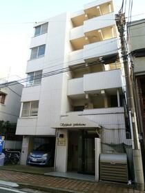 シルフィード横浜外観写真