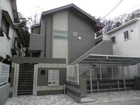 アフェット松戸大橋外観写真