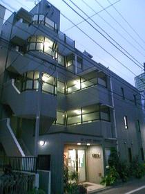 スカイコート新宿第7外観写真