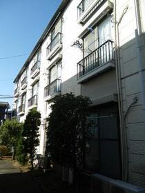 山本レジデンスB棟外観写真