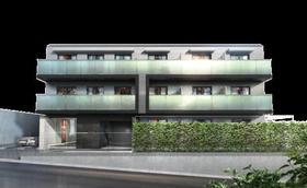 クレイシア目黒都立大学 104号室の外観
