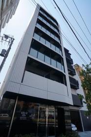 グランヴァン駒沢大学 602号室の外観