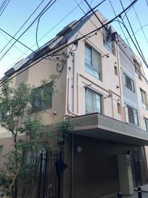 西早稲田リミターレ外観写真