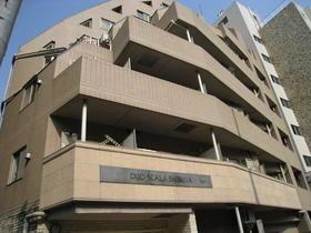 デュオ・スカーラ渋谷 405号室の外観
