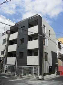 ビバリーホームズ早稲田Ⅱ 302号室外観写真