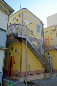 ユナイト横浜セシル・キャンベル 102号室の外観
